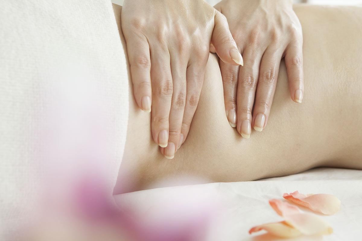 Massaggio Modellante/Anticellulite/Riducente