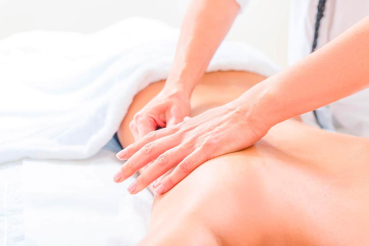 Gomming - Massaggio antigravitazionale